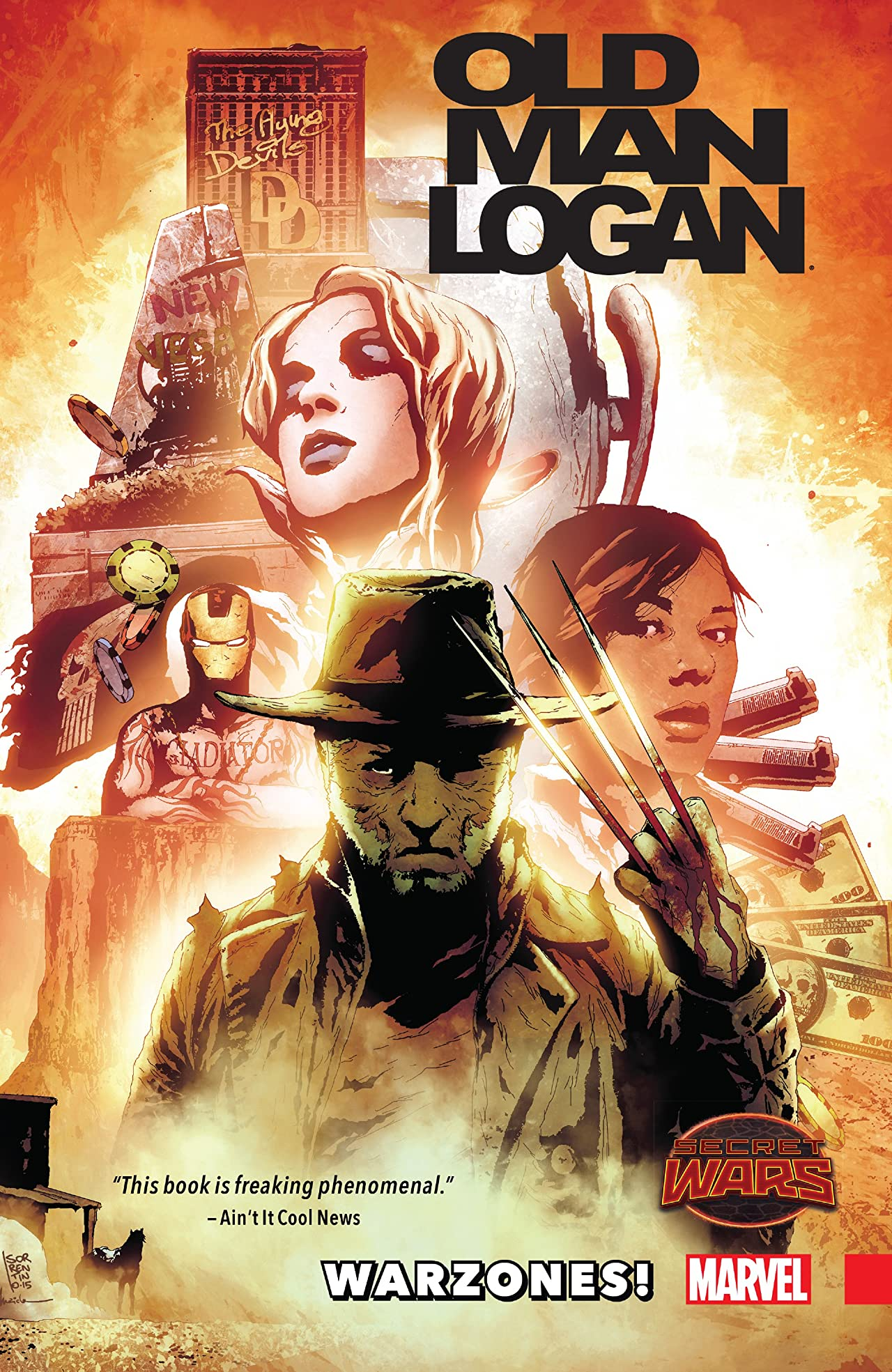 Wolverine: Old Man Logan Vol. 0 : Warzones!