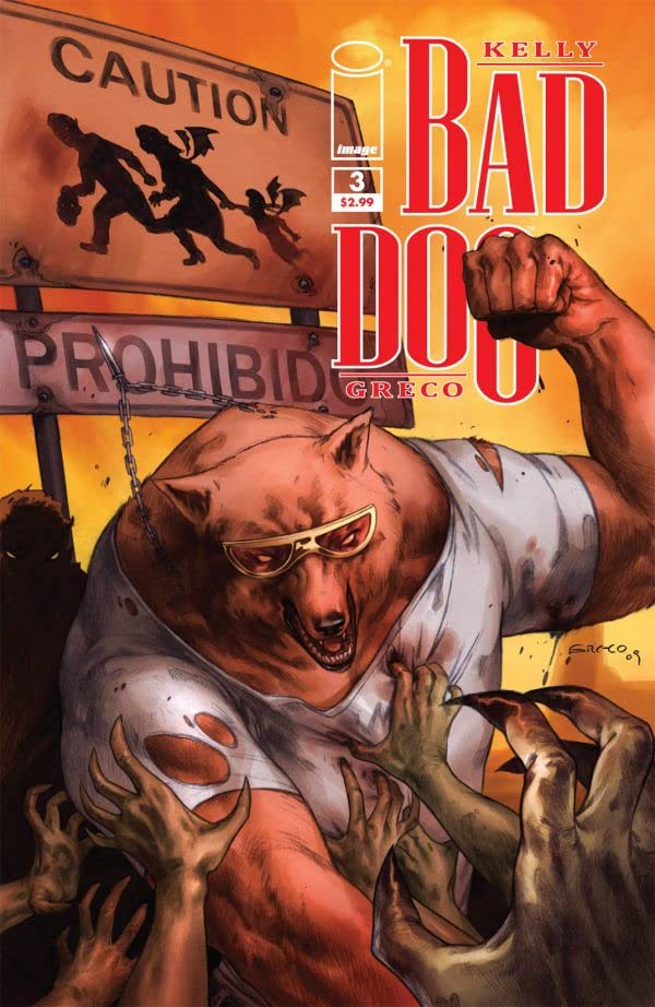 Bad Dog #3