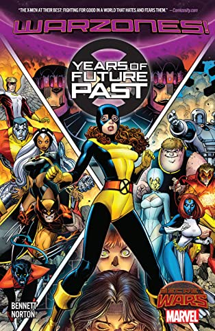 X-Men: Years Of Future Past