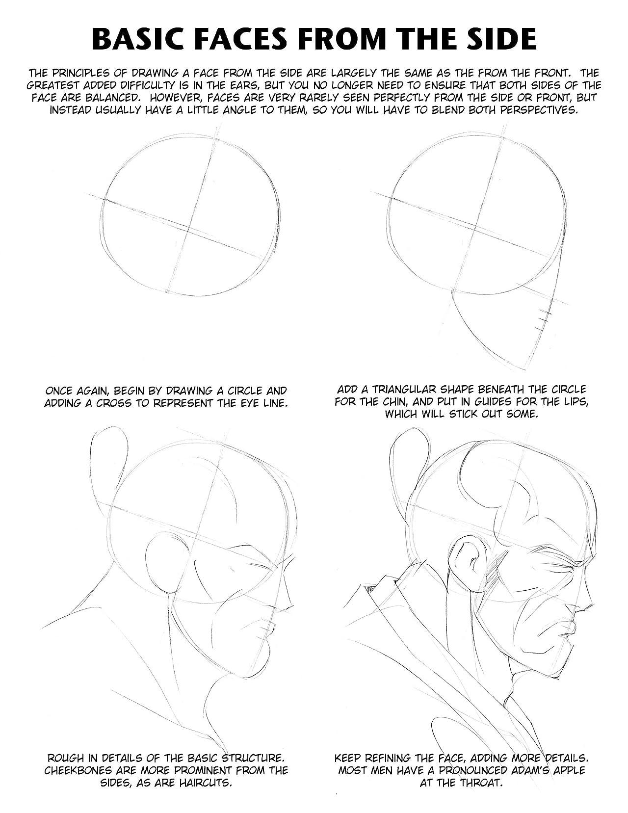 How To Draw Ninjas & Samurai