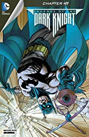 Legends of the Dark Knight (2012-2015) #17