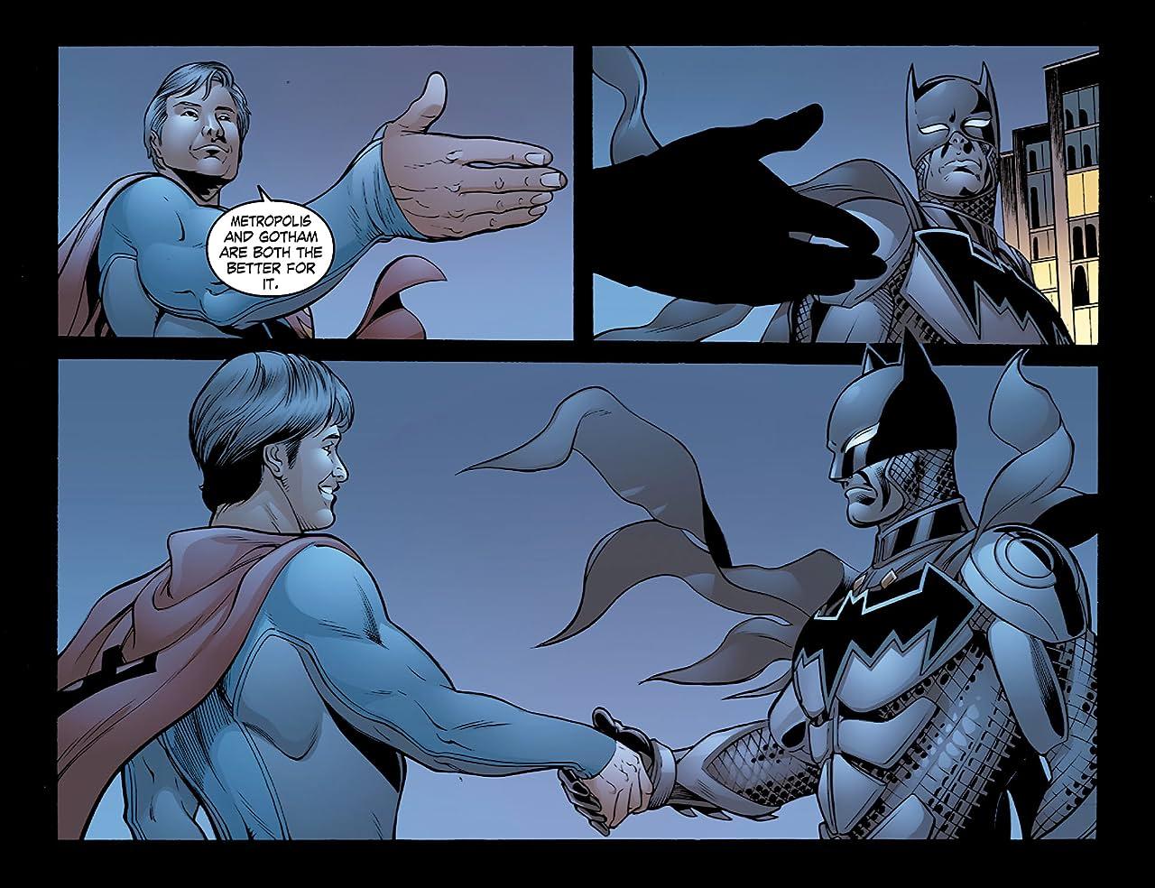 Smallville: Season 11 #18