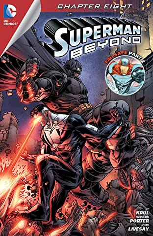 Superman Beyond (2012-2013) #8