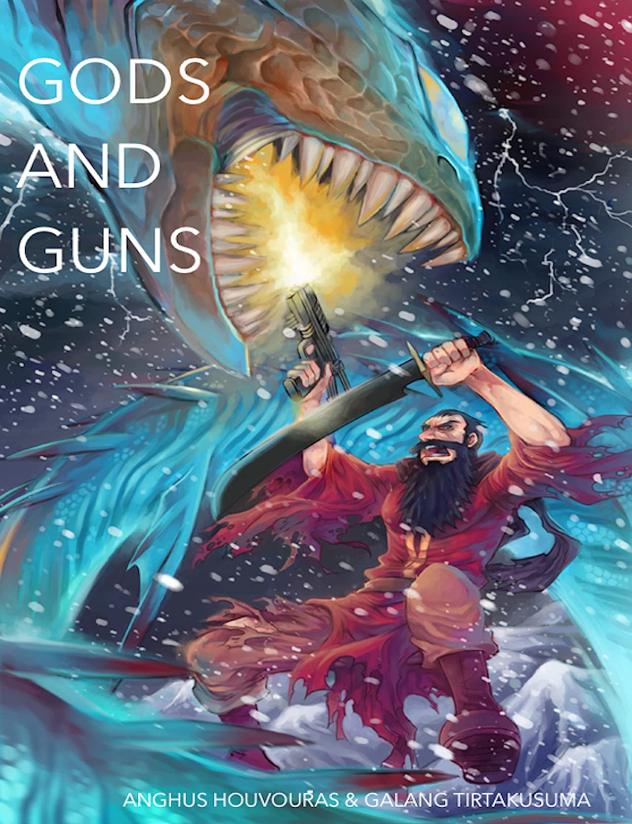 Gods and Guns #1