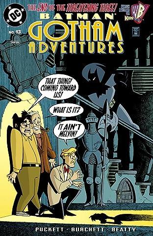 Batman: Gotham Adventures No.13