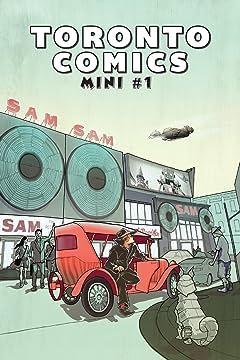 Toronto Comics Mini Vol. 1