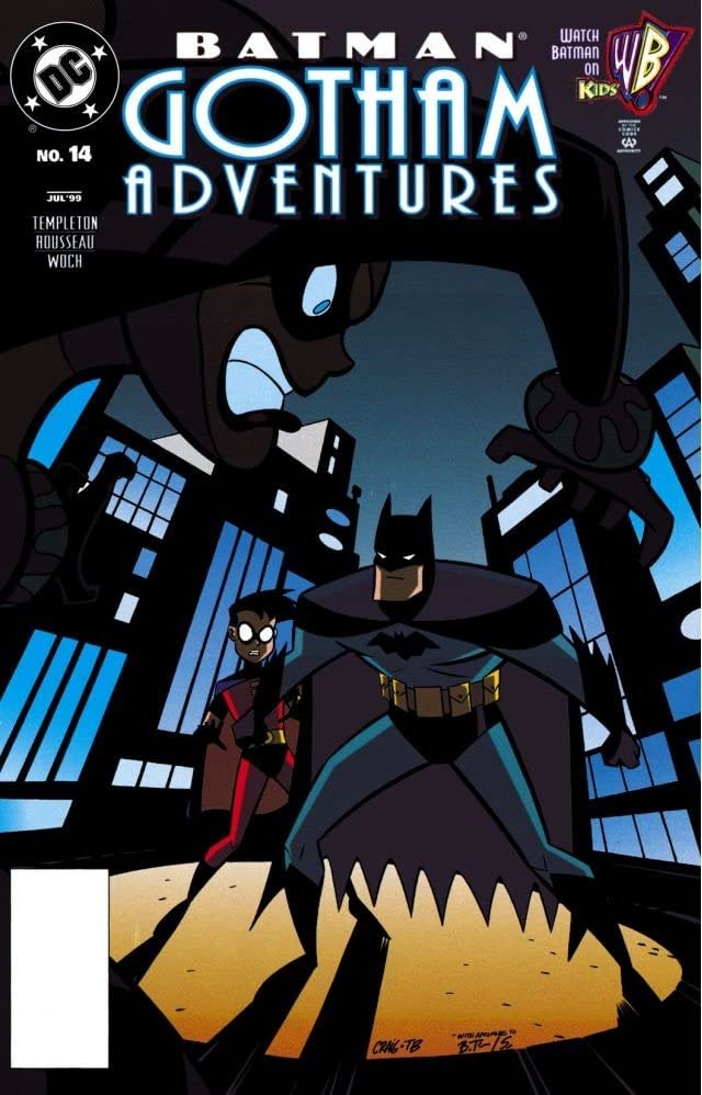Batman: Gotham Adventures #14