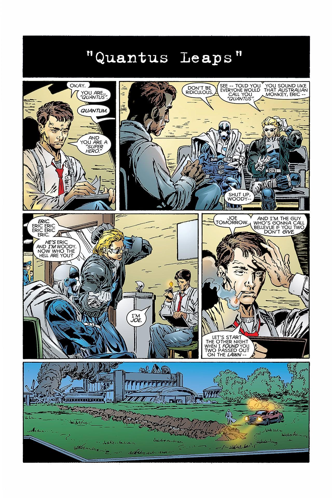 Quantum and Woody: The Complete Classic Omnibus