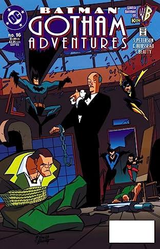 Batman: Gotham Adventures No.16