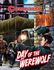 Commando #4861: Day Of The Werewolf