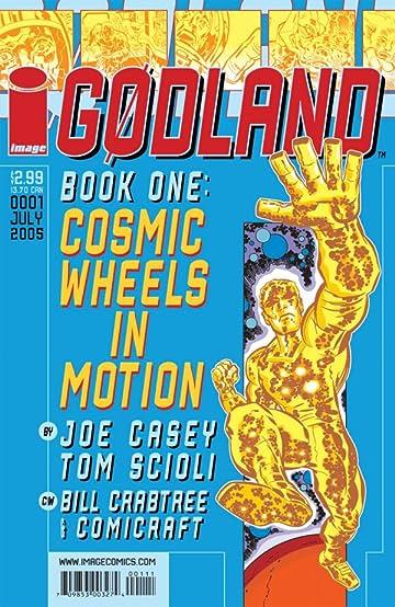 Godland #1