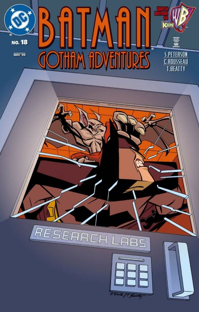 Batman: Gotham Adventures #18