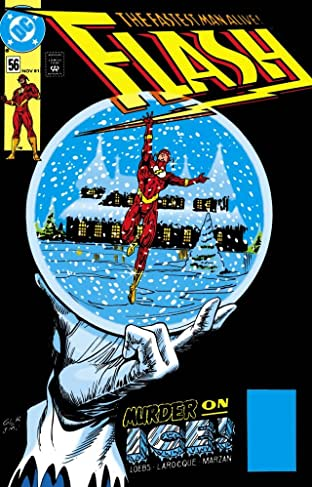 The Flash (1987-2009) #56