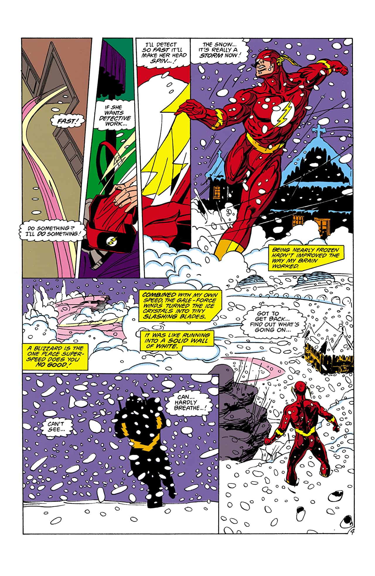 The Flash (1987-2009) #57