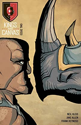 Kings and Canvas #2