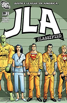 JLA: Classified #30