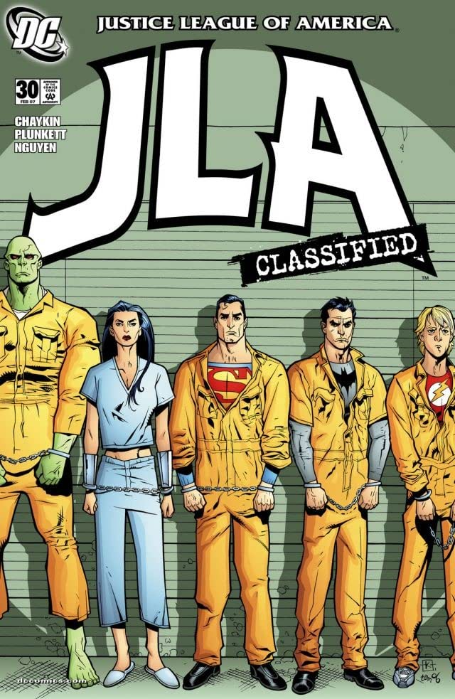 JLA: Classified #30