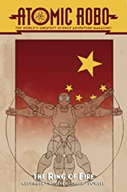Atomic Robo and the Ring of Fire #4