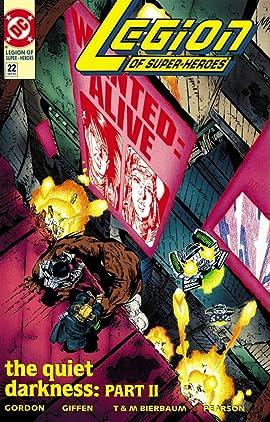Legion of Super-Heroes (1989-2000) #22