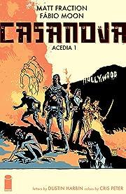 Casanova: Acedia #1