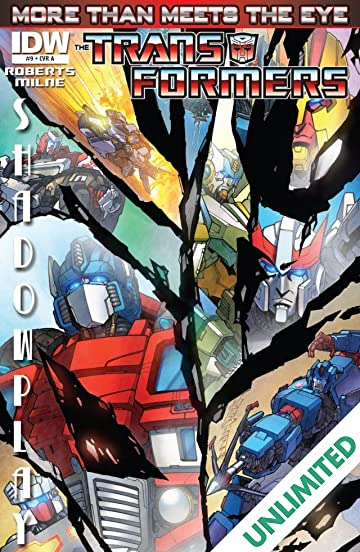 Transformers: More Than Meets the Eye (2011-2016) #9 - Comics by comiXology