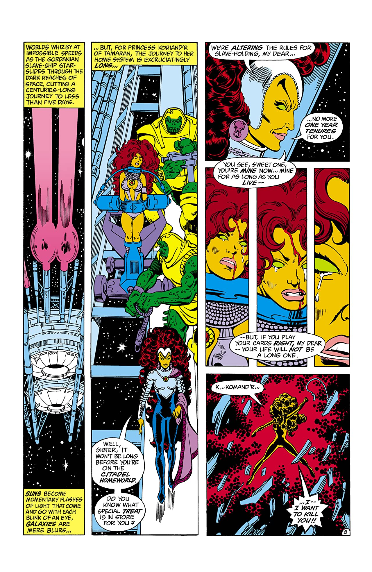 New Teen Titans (1980-1988) #24