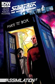 Star Trek: The Next Generation/Doctor Who: Assimilation #5