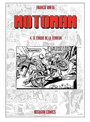 MOTOMAN Vol. 4: Le Cirque de la Terreur