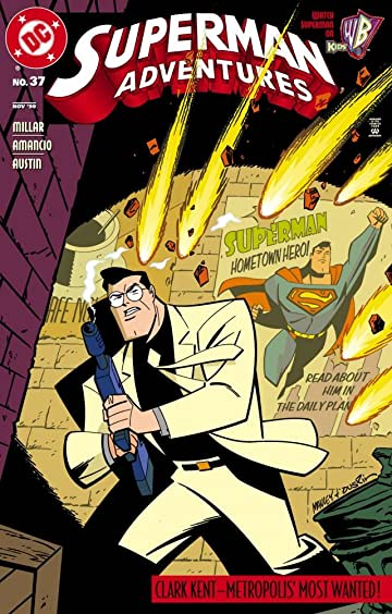 Superman Adventures (1996-2002) #37