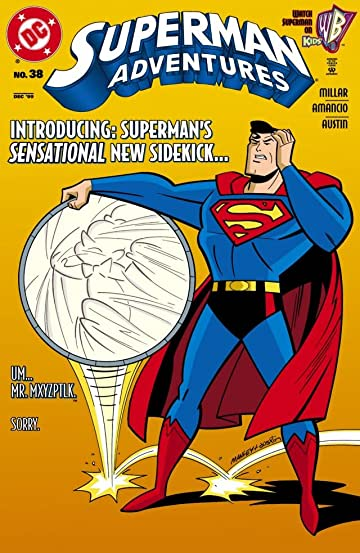 Superman Adventures (1996-2002) #38