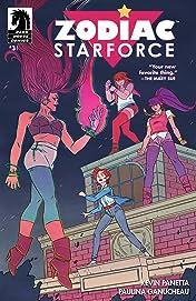 Zodiac Starforce #3
