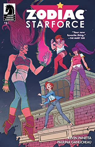 Zodiac Starforce No.3