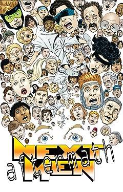 John Byrne's Next Men: Aftermath Vol. 3