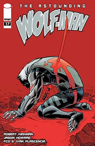 The Astounding Wolf-Man #17