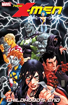 New X-Men: Childhood's End Tome 1
