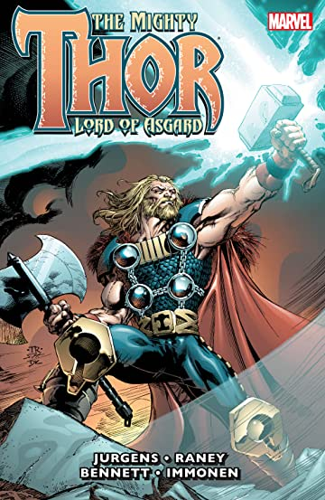 Thor: Lord of Asgard