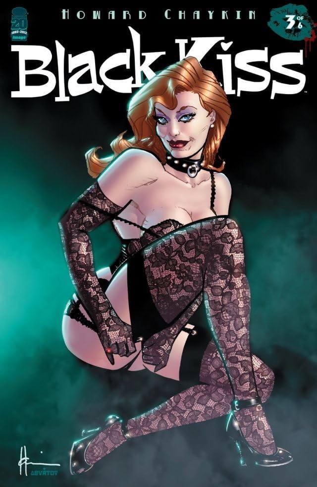 Black Kiss II #3 (of 6)