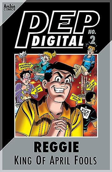 PEP Digital #2: Reggie: King of April Fools
