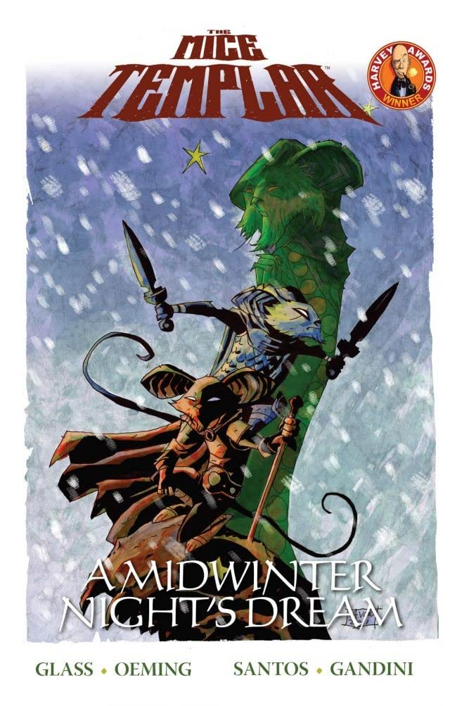 The Mice Templar Vol. 3: A Midwinter Night's Dream (2012)
