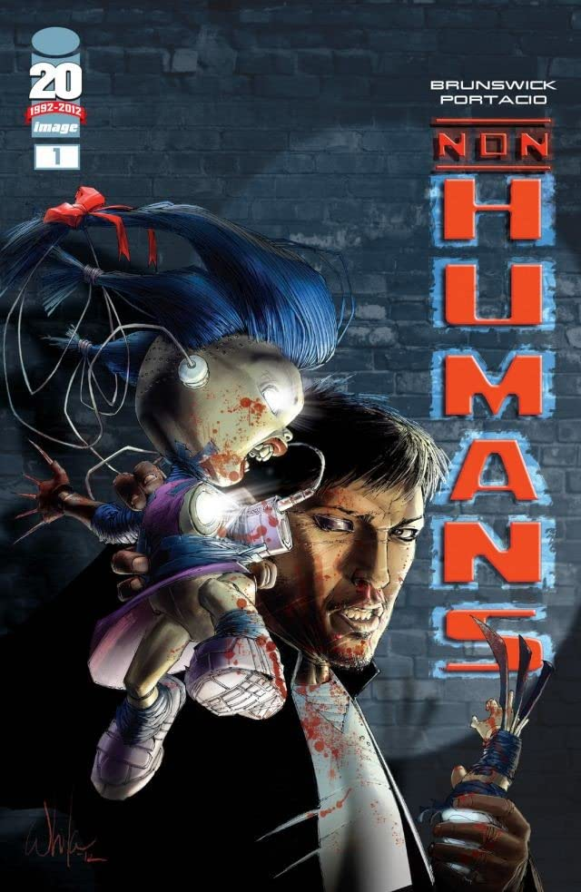 Non Humans #1 (of 4)