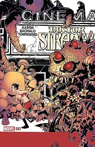 Doctor Strange (2015-) #3