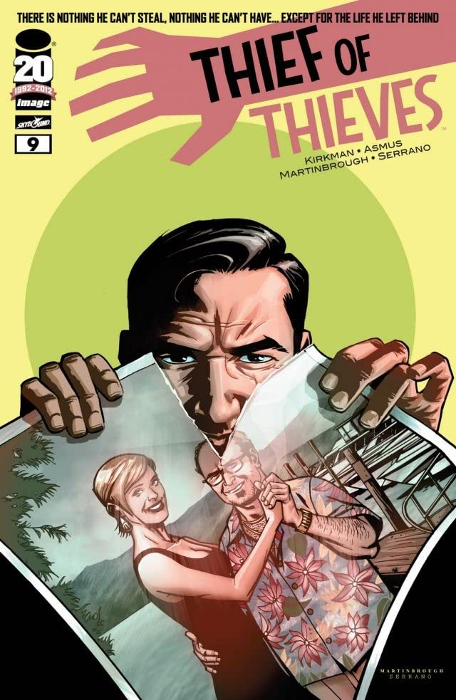 Thief of Thieves #9