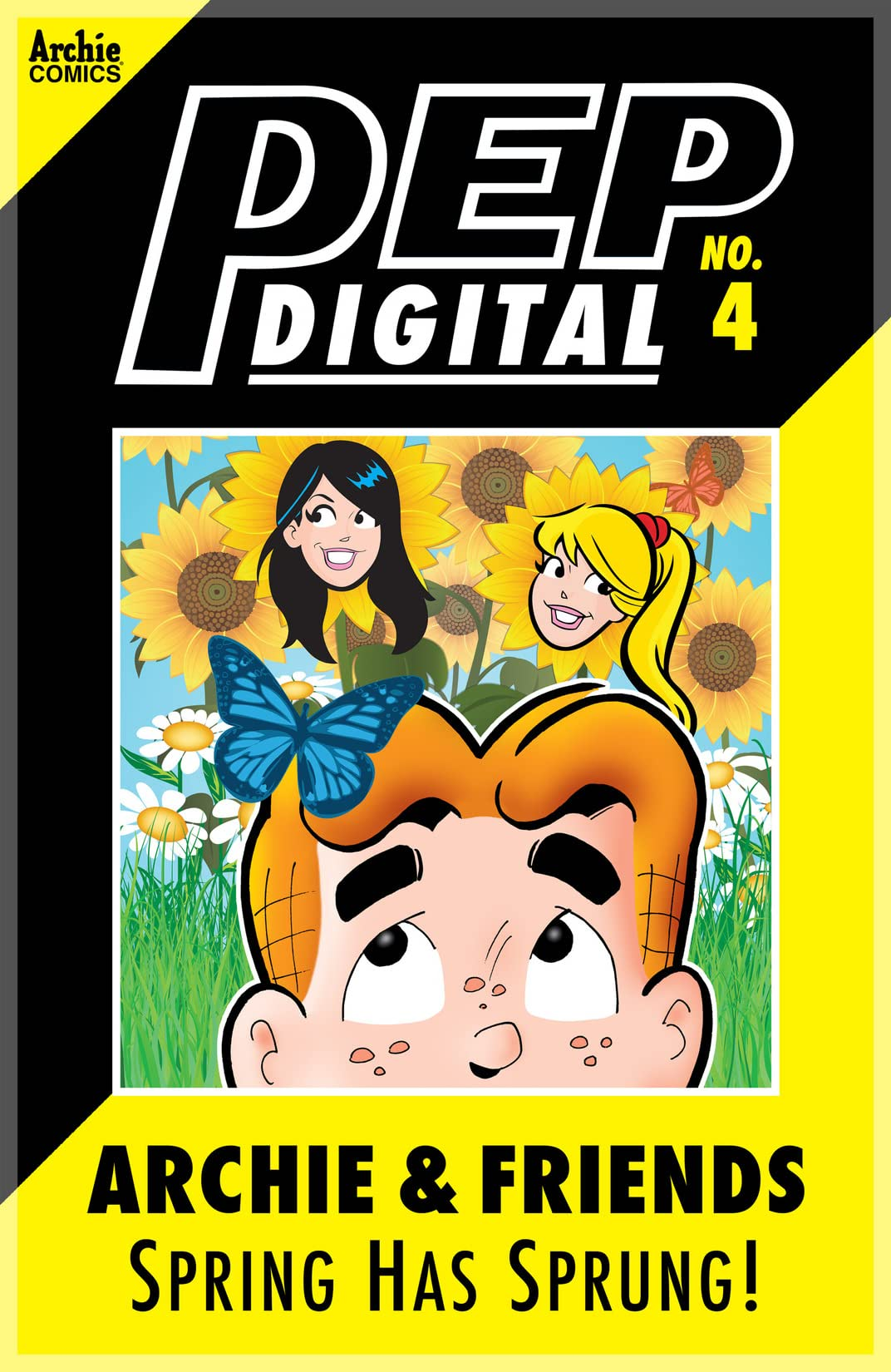 PEP Digital #4: Archie & Friends Spring Has Sprung!