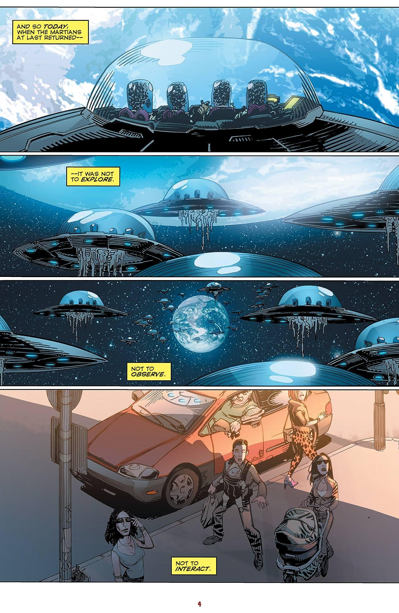 Mars Attacks #4