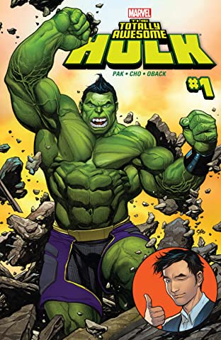 The Totally Awesome Hulk (2015-2017) #1