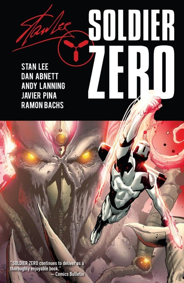Stan Lee's Soldier Zero Vol. 3