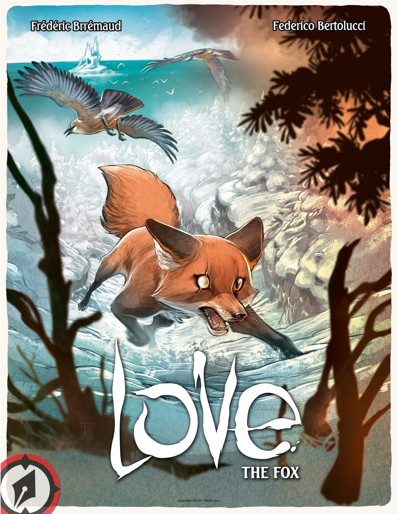 Love: The Fox
