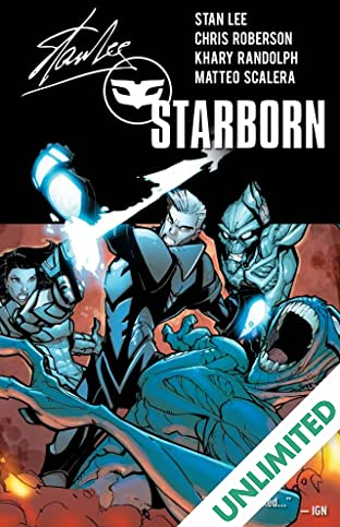 Stan Lee's Starborn Vol. 2