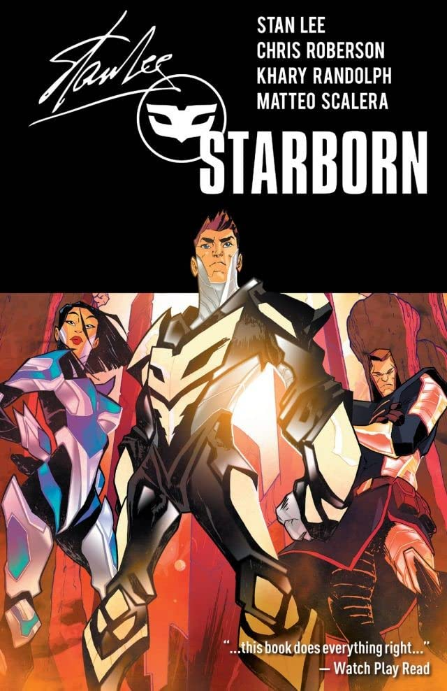 Stan Lee's Starborn Vol. 3
