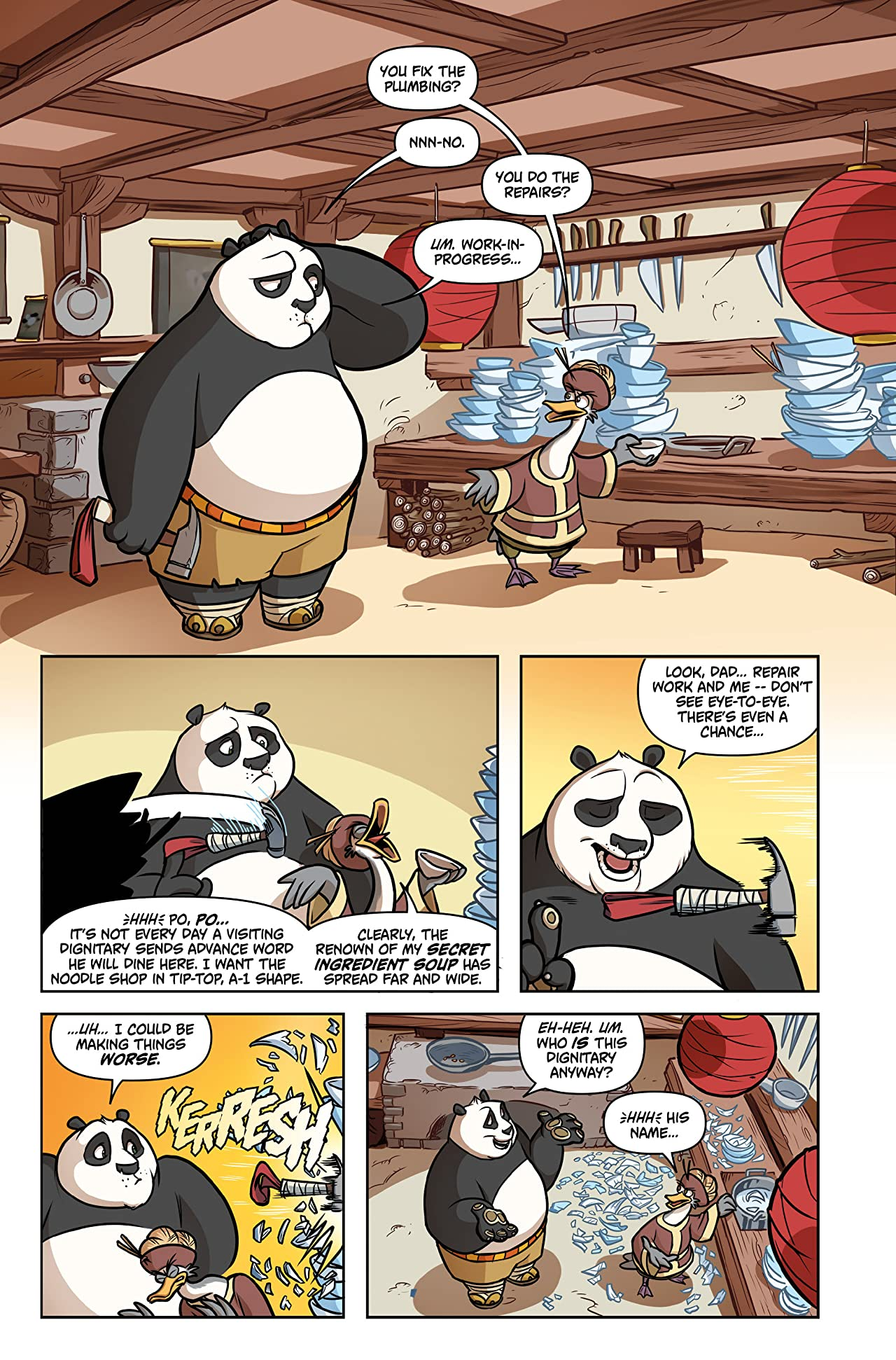 Kung Fu Panda #3